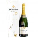 Champagne Taittinger Cuvée Prestige - Reims. a domicilio con cosaporto.