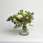 fiorile mazzo di fiori bianco a domicilio con cosaporto.it