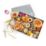 scatola biscotti idoflowers biscotti roma cosaporto