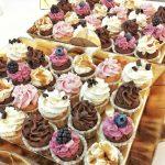 Cupcakes mini assortiti Cotton Candy a domicilio con cosaporto.