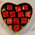 Scatola cuore San Valentino Odilla Rabezzana Cosaporto