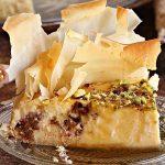 baklava cheesecake-consegna-domicilio-cosaporto