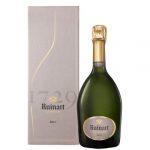"""Champagne Brut """"R de Ruinart"""" consegna a domicilio con Cosaporto"""