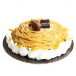 Torta Mont Blanc di Gelateria Giuffre consegna a domicilio con Cosaporto