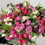 Bouquet di fiori misti da Eredi Bagatin consegna a domicilio con Cosaporto
