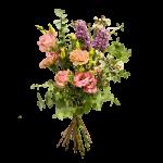 bouquet tenue di fiori