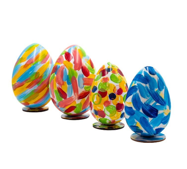 uovo di cioccolato artegg