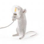 Mouse Lamp in piedi Seletti consegna a domicilio con Cosaporto