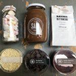kit box decora la torta della mamma